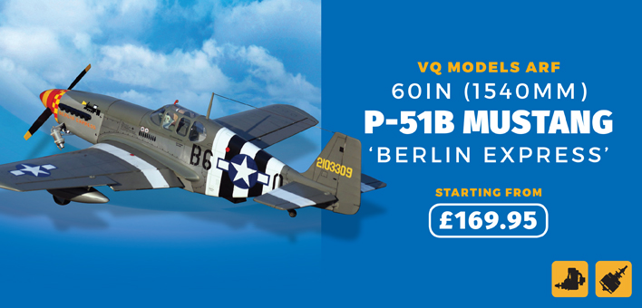 VQ Models P-51B Berlin Express