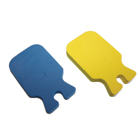 FOAM TRANSMITTER STAND(PAIR) BLUE/YELLOW