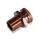 Fuel Dot D4 x L15mm (Copper/Silver)