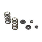 Valve Spring, Keeper, Retainer (2 sets)