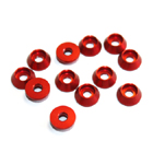 CAP BOLT WASHER 3.0 (RED)