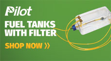 Pilot-RC Fuel Tanks with Filter